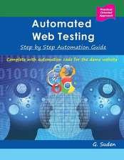 Automated Web Testing