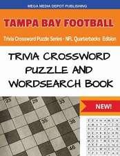 Tampa Bay Football Trivia Crossword Puzzle Series - NFL Quarterbacks Edition