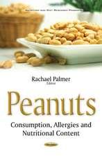 Peanuts: Consumption, Allergies & Nutritional Content