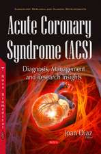Acute Coronary Syndrome (ACS): Diagnosis, Management & Research Insights