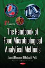 Handbook of Food Microbiological Analytical Methods