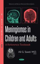 Meningiomas in Children and Adults