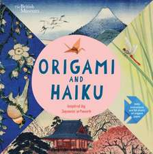 Origami, Pictures, and Haiku