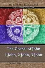 John 1 John 2 John 3 John