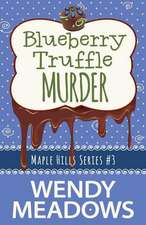Blueberry Truffle Murder