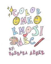 Color Me Emoji ABC