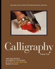 Calligraphy Paper Pad