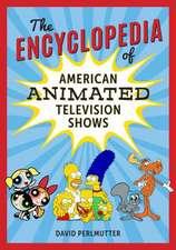 ENCYCLOPEDIA OF AMERICAN ANIMACB
