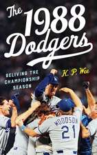 1988 DODGERS RELIVING THE CHAMCB
