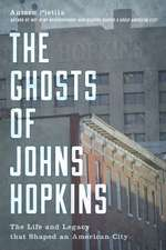 GHOST OF JOHNS HOPKINS THE LICB