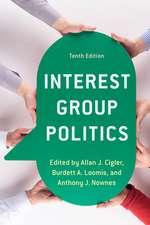 INTERET GROUP POLITICS 10ED