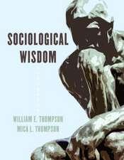SOCIOLOGICAL WISDOM THINGS ARPB