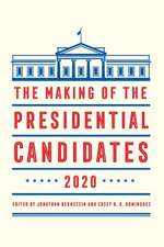 Making of the Presidential Candidates 2020