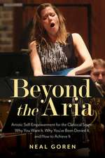 BEYOND THE ARIA MUSICAL EMPOWEPB