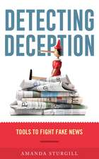 DETECTING DECEPTION TOOLS TO
