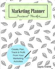 Marketing Planner Journal