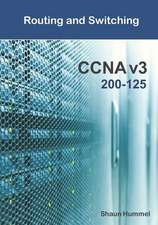 CCNA V3 Routing and Switching 200-125