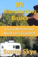 RV Boondocking Basics