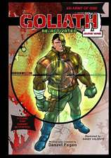 Goliath Graphic Novel