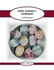 Cookie Academy 3. - Needlepoint