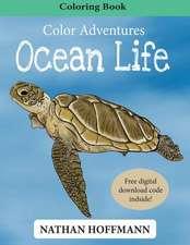 Color Adventures Ocean Life