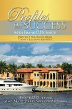 Profiles on Success with Frank Owusu-Duffour