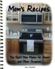 Mom's Recipes