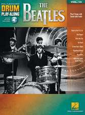 The Beatles: Drum Play-Along Volume 15