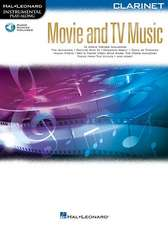 Movie and TV Music: Instrumental Play-Along Series [With Access Code]