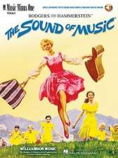 The Sound of Music for Female Singers: Sing 8 Favorites with Sound-Alike Demo & Backing Tracks Online [With Access Code]