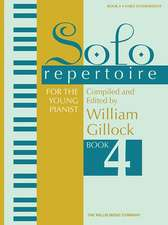 Solo Repertoire for the Young Pianist, Book 4: Early Intermediate Level