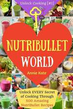 Welcome to Nutribullet World