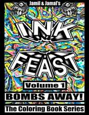 Ink Feast Coloring Book Volume 1