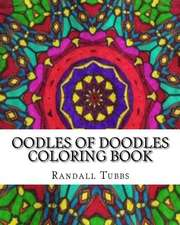 Oodles of Doodles Coloring Book Volume 1