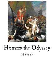 Homers the Odyssey