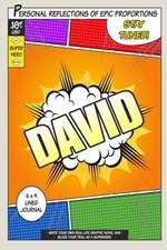 Superhero David