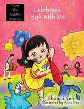 Celebrate Holi with Me!