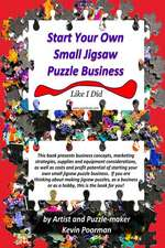 Start Your Own Small Jigsaw Puzzle Business