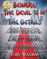 Beware! the Devil Is in the Details