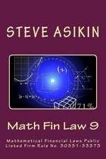 Math Fin Law 9