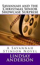 Savannah and the Christmas Senior Showcase Surprise