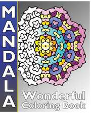 Mandala Wonderful Coloring