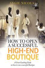 How to Open a Successful High-End Boutique