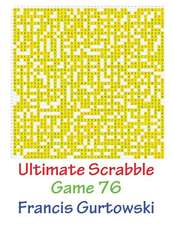 Ultimate Scrabble Game 76