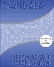 Dream Doodles Coloring Book