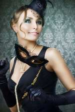 Beautiful Masquerade
