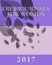 Diet Journals for Women 2017