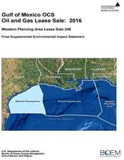 Gulf of Mexico Ocs Oil and Gas Lease Sale