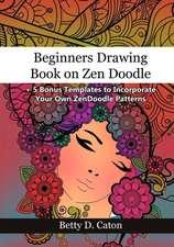 Beginners Drawing Book on Zen Doodle