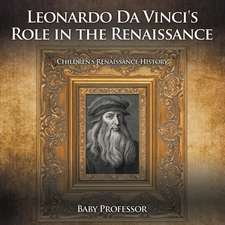 Leonardo Da Vinci's Role in the Renaissance | Children's Renaissance History
